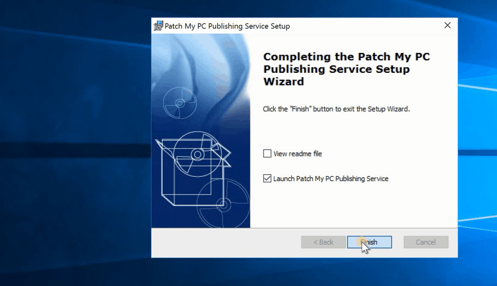 Patch My PC publishing service tool