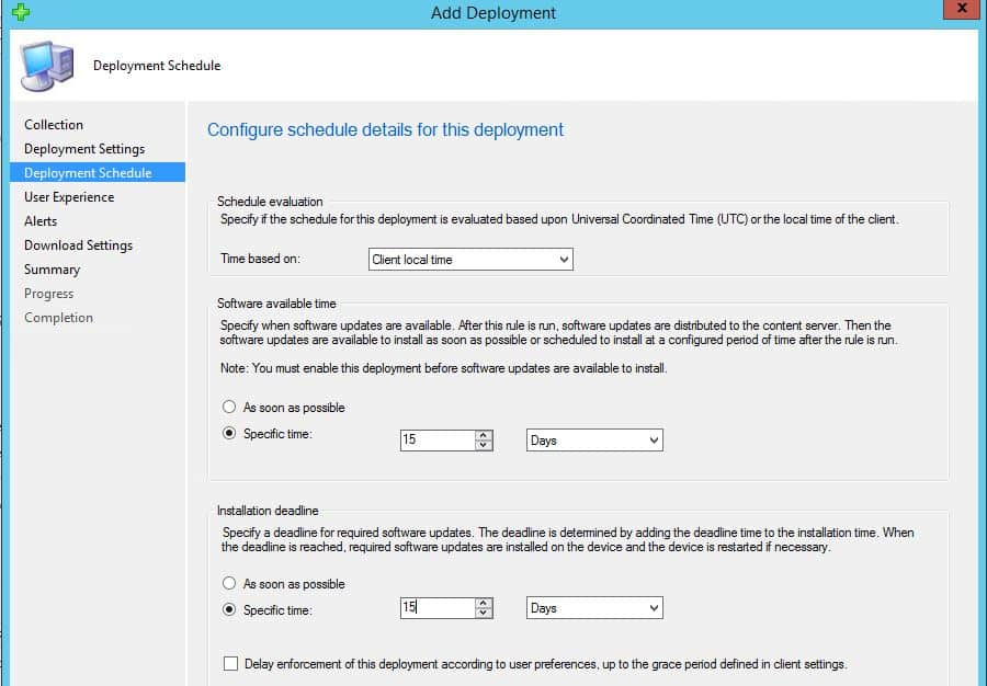 Office 365 Client Upgrade