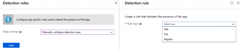 Intune Management Extension (IME) - Detection Rule