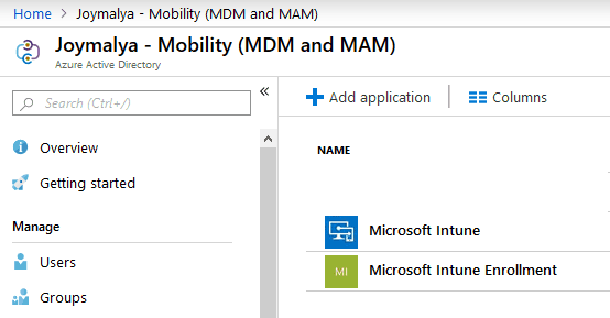 Multiple entries for Intune - reason for failure. Autopilot discovery failed to find a valid MDM. HRESULT = 0x81036501 - Window Autopilot WhiteGlove