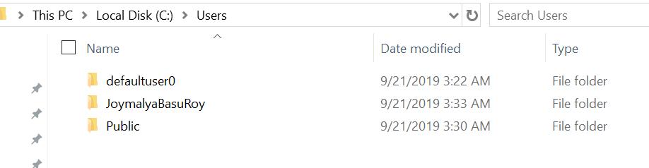 Windows Autopilot Whiteglove - defaultuser0 profile still present post provisioning