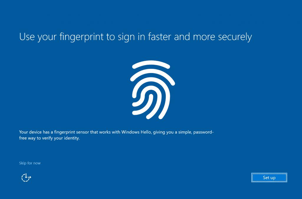 Windows Autopilot Whiteglove - User Flow - Hello Enrollment