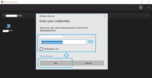 Subscribe -  Install RD Client for WVD - Windows Virtual Desktop