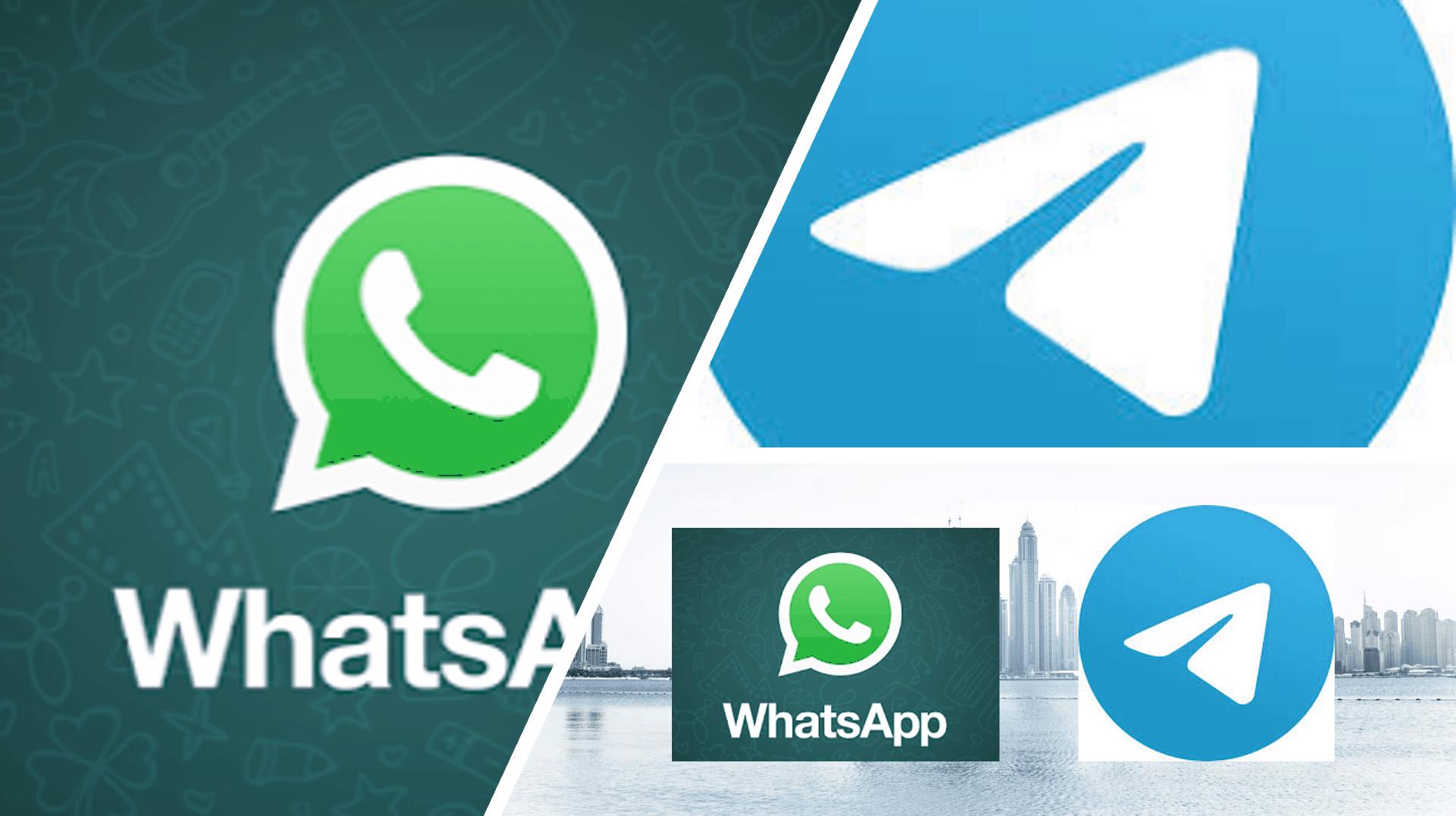 Telegram WhatsApp Links
