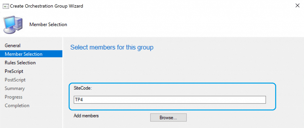SCCM Orchestration Group Setup Step by Step Guide for Server Patching 1
