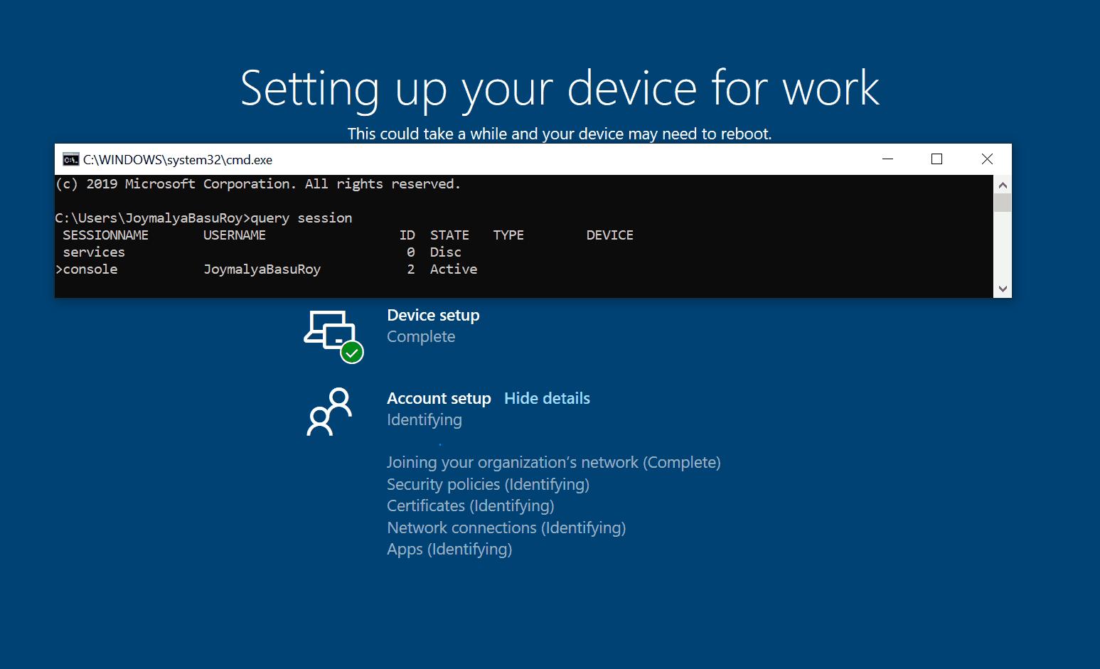 Windows Autopilot WhiteGlove Provisioning Backend Process- Deep Dive - Post 4 9