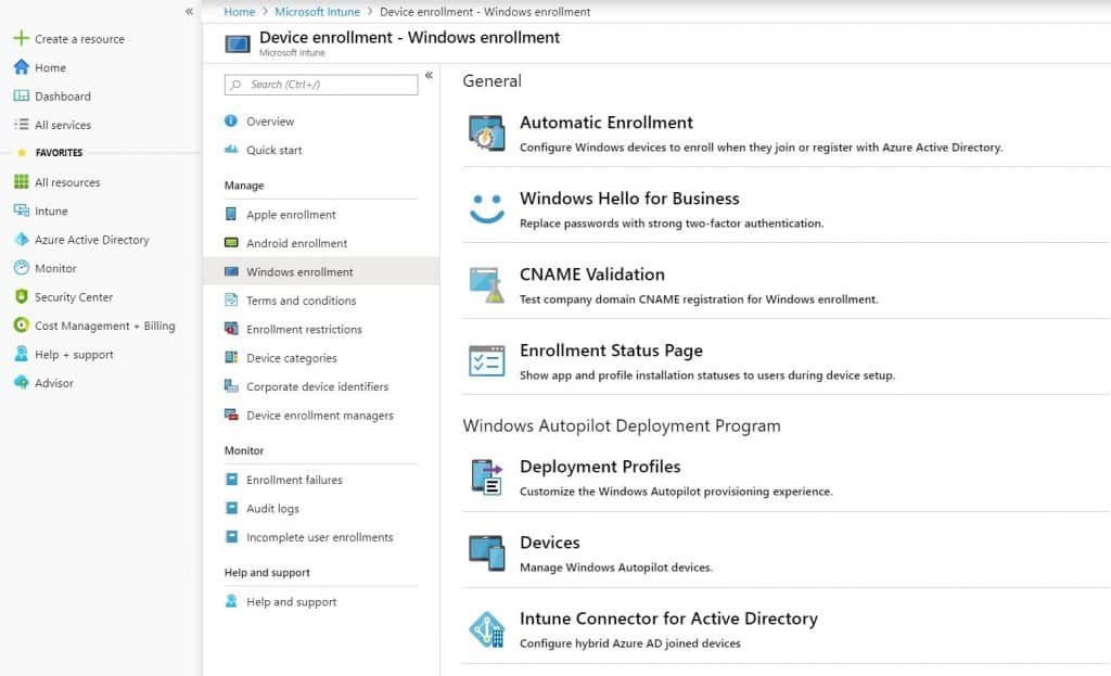 Provision Windows 10 with Windows AutoPilot Step by Step Admin Guide