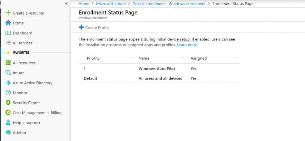 Provision Windows 10 with Windows AutoPilot Step by Step Admin Guide 10