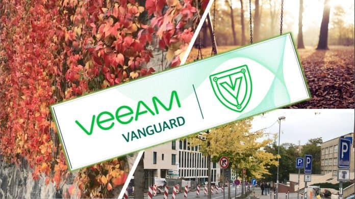 Veeam Vanguard 2019