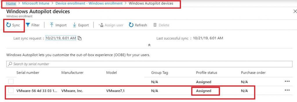Provision Windows 10 with Windows AutoPilot Step by Step Admin Guide 17