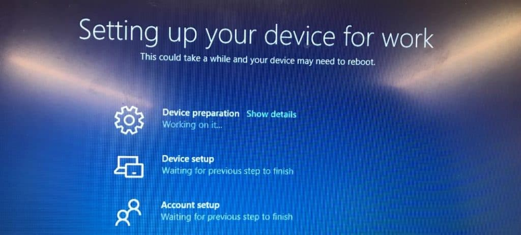 Provision Windows 10 with Windows AutoPilot Step by Step Admin Guide 23