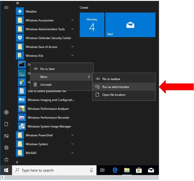 Sysprep Capture Windows 10 Image