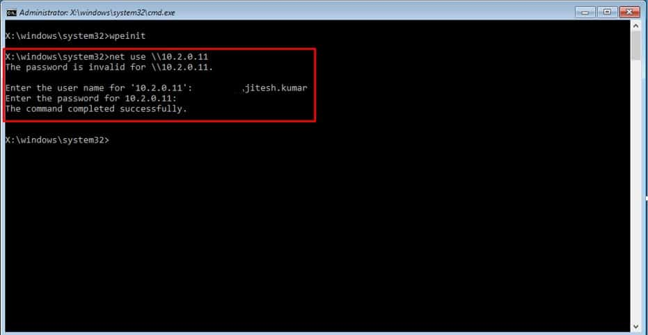 Learn How to Sysprep Capture Windows 10 Image using DISM 13