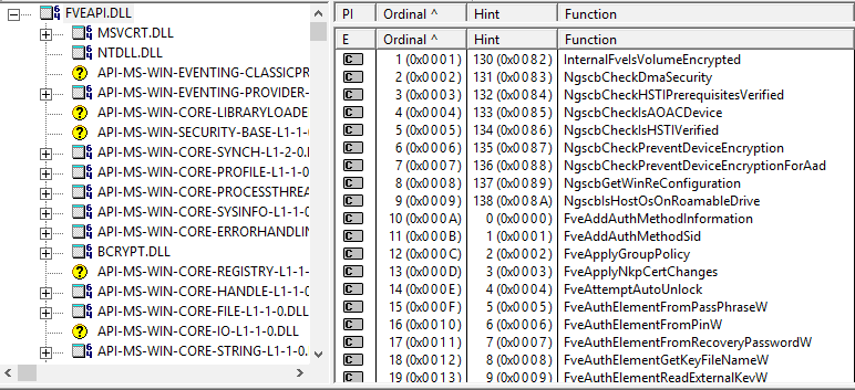 Bitlocker Unlocked with Joy - Behind the Scenes Windows 10 - Part 1 3
