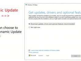 Windows Dynamic Update