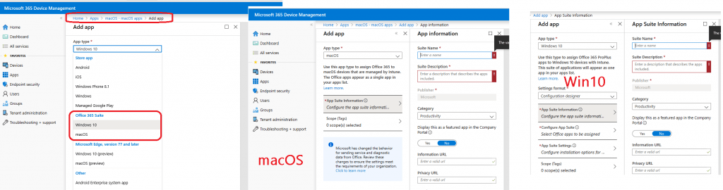 Office ProPlus Management with Intune