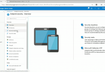 Intune Endpoint Security