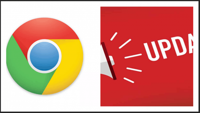 Deploy Google Chrome Update