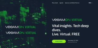 VEEAMON VIRTUAL 2019
