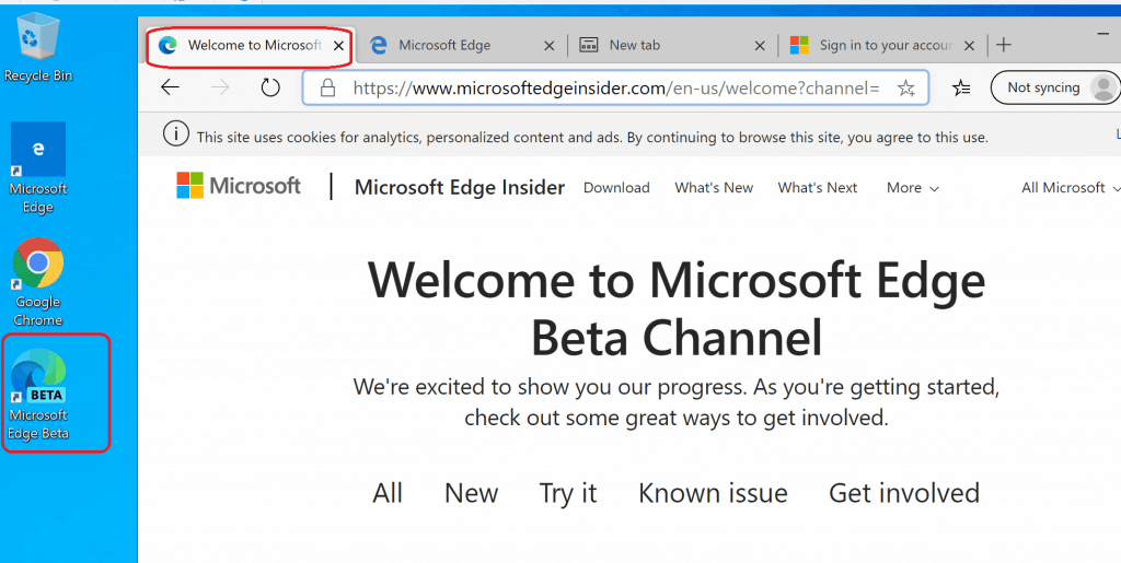 Microsoft Intune Software Distribution - Microsoft Edge