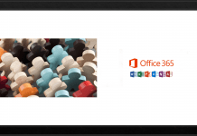 Office 365 user experience