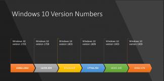 Windows 10 1909 18363.476