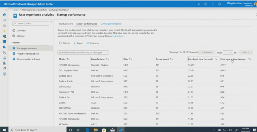 Microsoft Endpoint Management SCCM Intune Windows Updates from Ignite 2019 17