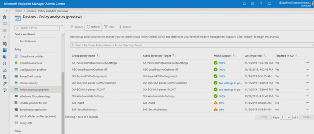 Microsoft Endpoint Management SCCM Intune Windows Updates from Ignite 2019 21