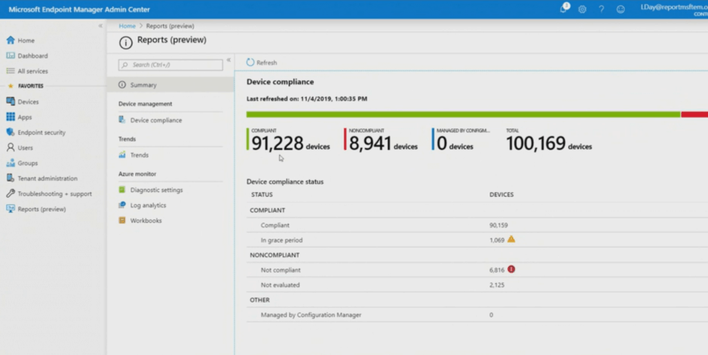 Microsoft Endpoint Management SCCM Intune Windows Updates from Ignite 2019 23
