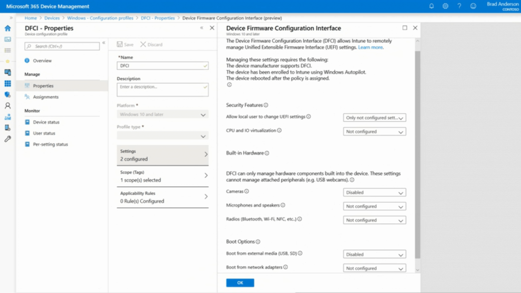 Microsoft Endpoint Management SCCM Intune Windows Updates from Ignite 2019 25