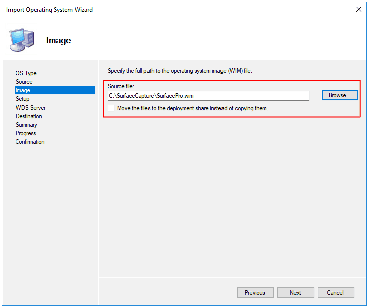 Deploy Windows 10 Image using MDT
