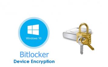 Bitlcoker Device Encryption