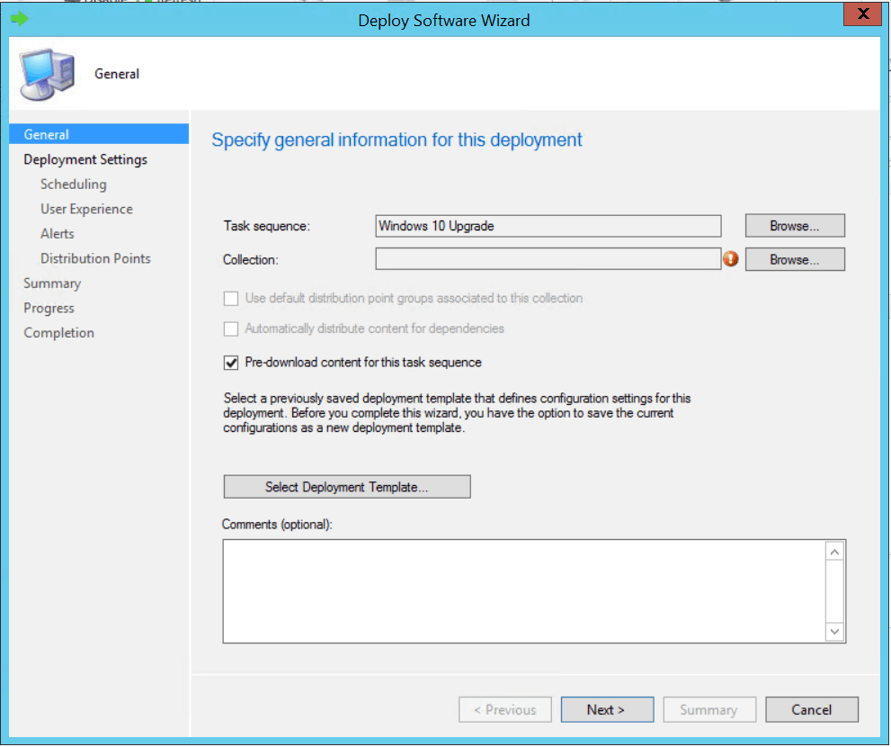 Windows 10 1909 Upgrade Using SCCM Task Sequence|ConfigMgr 14