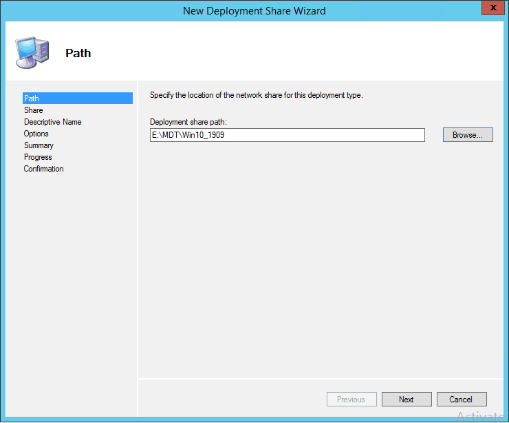 Capture Custom Windows 10 Image Creation Using MDT ConfigMgr 1
