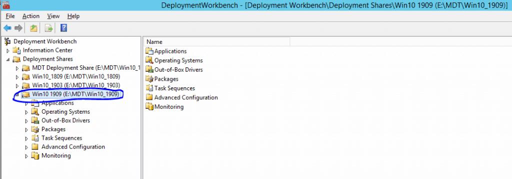 Capture Custom Windows 10 Image Creation Using MDT ConfigMgr 3