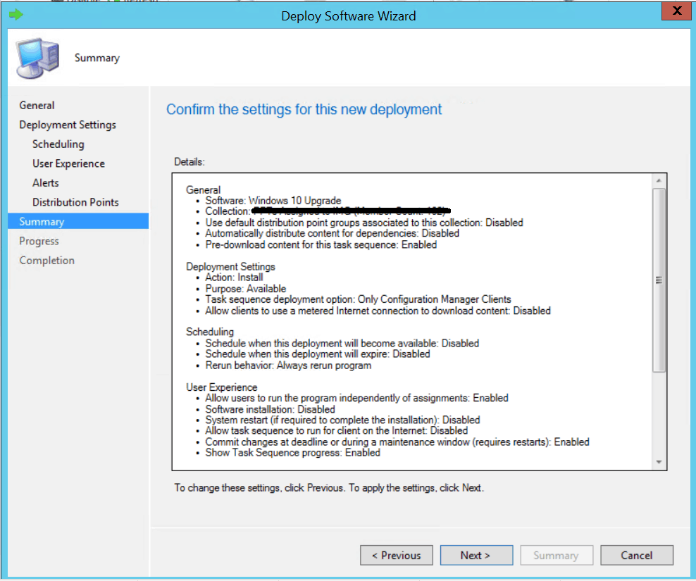 Windows 10 1909 Upgrade Using SCCM Task Sequence|ConfigMgr 20