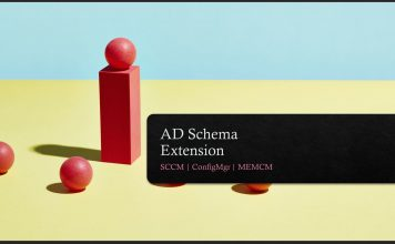 AD Schema Extension