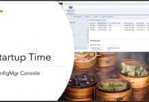 ConfigMgr 2002 Startup Time