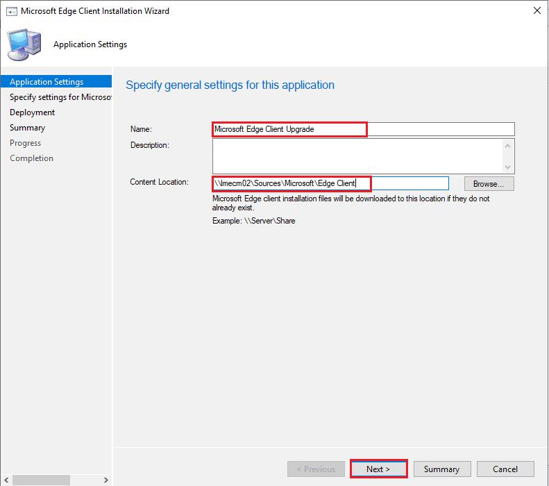 SCCM Install Microsoft Edge Browser Using ConfigMgr MECM  Chromium 1