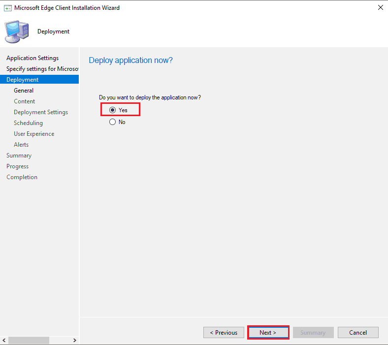 SCCM Install Microsoft Edge Browser Using ConfigMgr MECM  Chromium 3