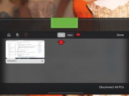 iOS RD Client WVD Remote Desktops
