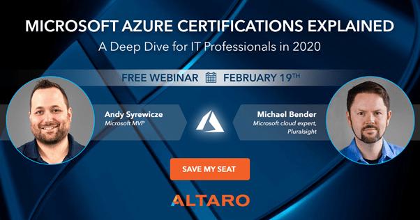 Azure Certifications