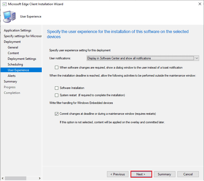 Upgrade Microsoft Edge Chromium Based Using ConfigMgr
