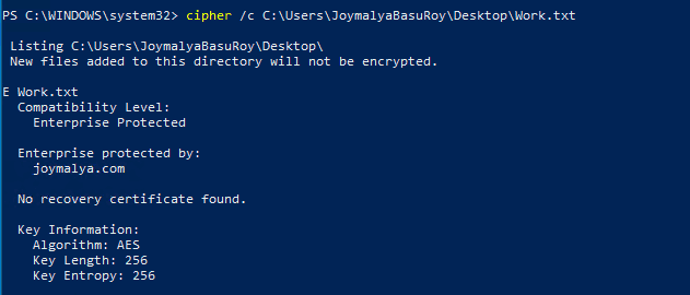 Windows Information Protection WIP Deep Dive | Internals with Joy Part 2 1