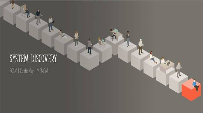 Configure Active Directory System Discovery