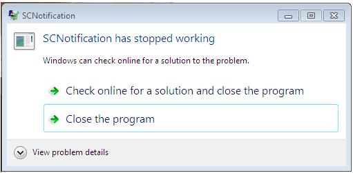 FIX Software Center Crash? Close Program