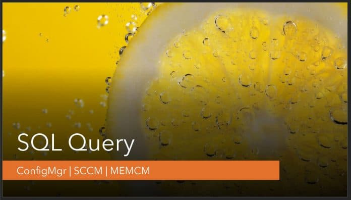 SQL Query for Cleanup