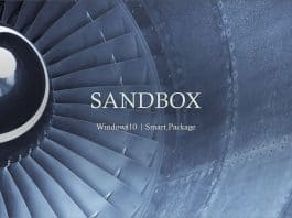 Use Windows Sandbox to Create MSI Packages