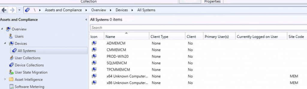 ConfigMgr AD System Discovery - Successful Story