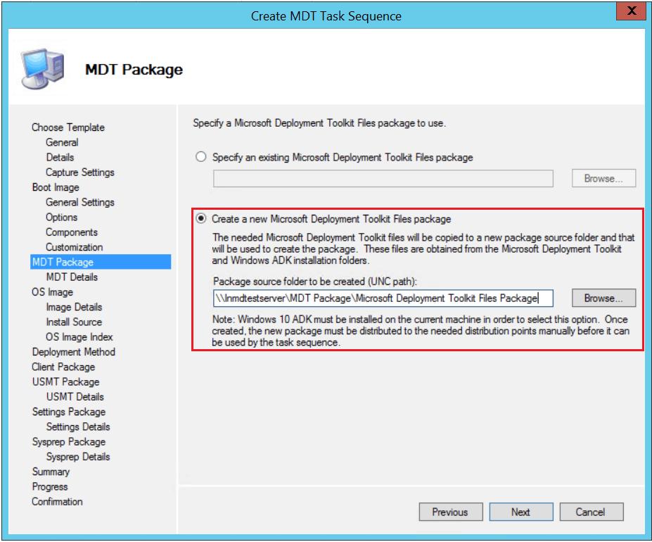 Configure User Driven Installation UDI Using ConfigMgr | SCCM 7
